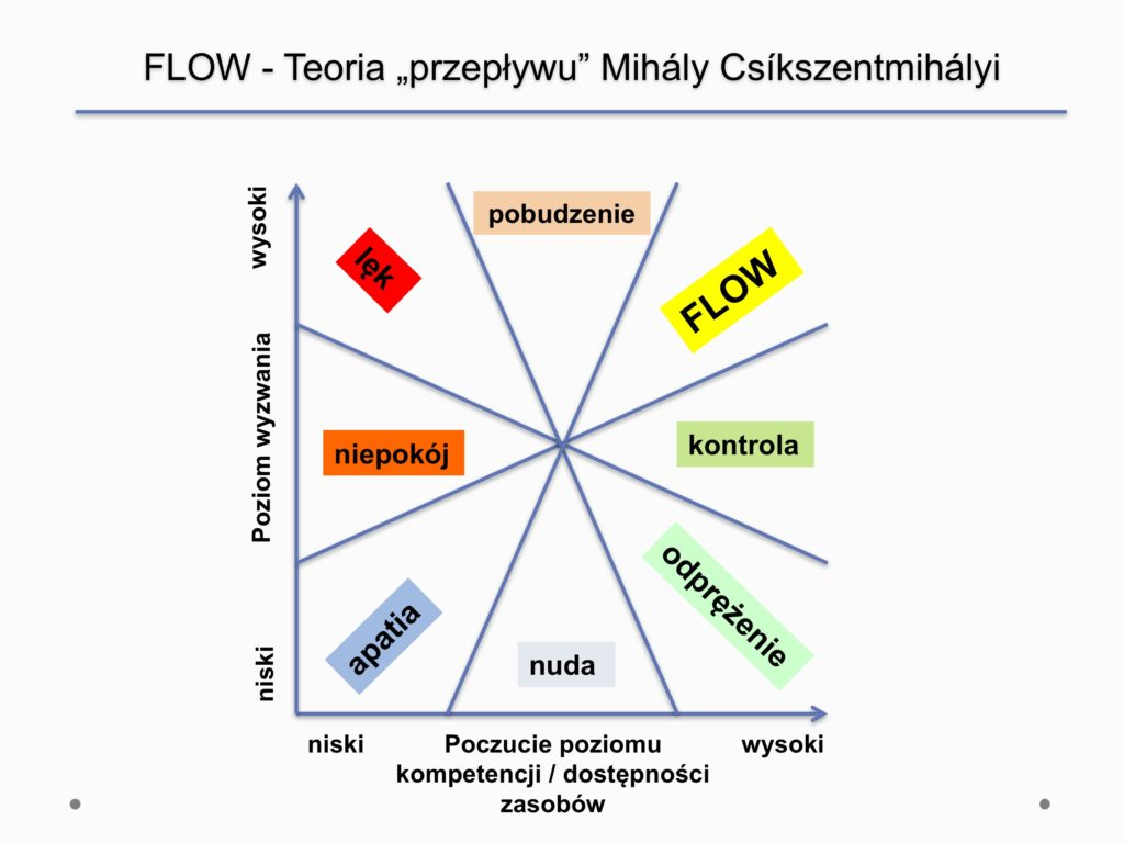 FLOW jako źródło motywacji pracowniczej